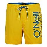 O'NEILL PM Original Cali Shorts Bañador, 2017 Golden Rod, XL (Pack de 3) para Hombre