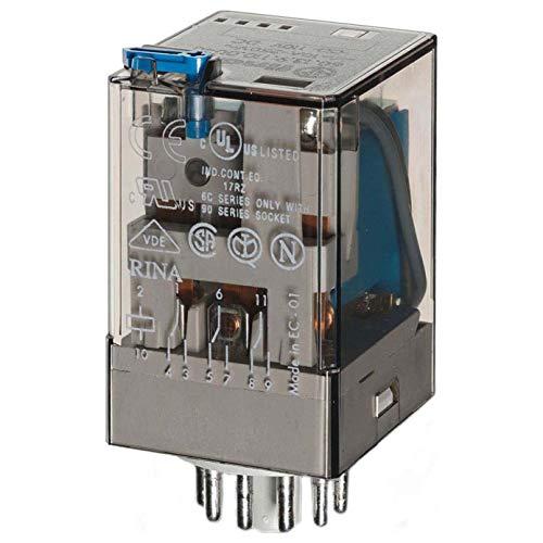 Finder 60.13.9.024.5070 Serie 60 8012823326153 - Relé de conexión industrial