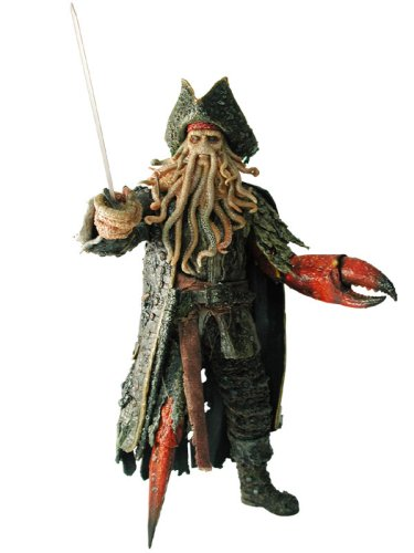 Hot Toys Movie Master Piece - Pirates of The Carribean At World'S End: Davy Jones