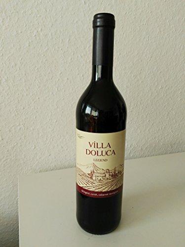 Villa Doluca Legend - trockener türkischer Rotwein 75cl - 14,5% Vol.