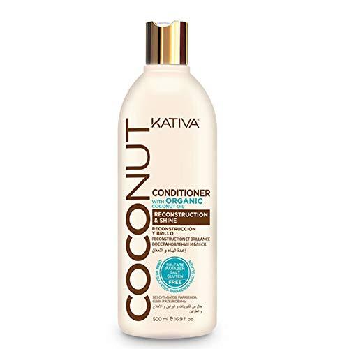 Kativa Coconut Conditioner x 500 Ml - 500 ml