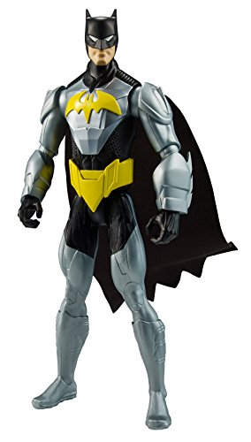 DC Comics - Figura Batman Armor (Mattel DPL97)