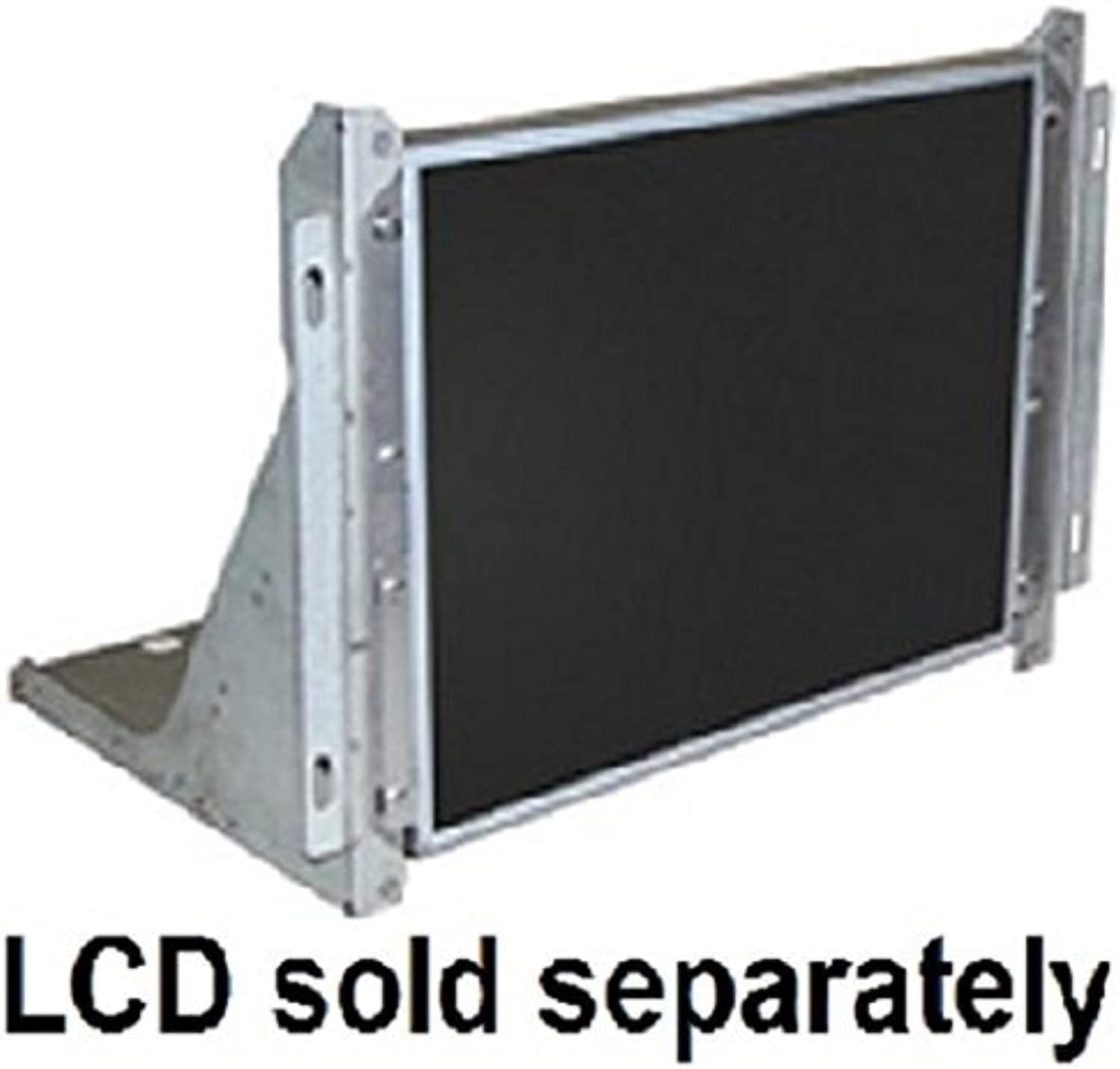 19 inch Arcade Game LCD Monitor Retro Frame Kit  Retrofit 19 inch CRT shelf mount monitors; LCD sold separately by RetroArcade.us