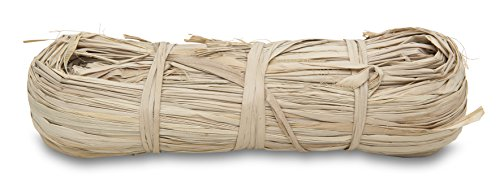 Windhager 05433 Raphia en Fibre Naturelle Beige 150 g