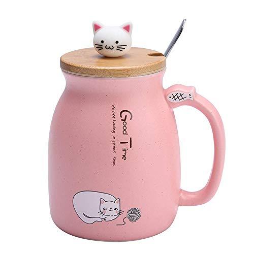 Kitten Mug for Tea Lovers