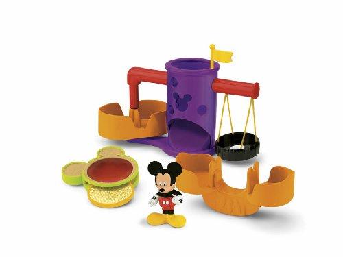 Fisher Price - R9059 - Accessoire Jouet Premier Age - Aire de Jeu Mickey