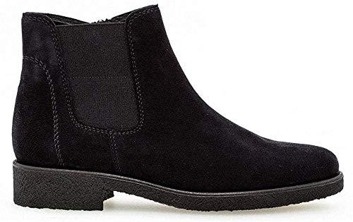 Gabor Maeve Womens Chelsea Boots 5.5 UK/ 38.5 EU Pazifische Wildleder