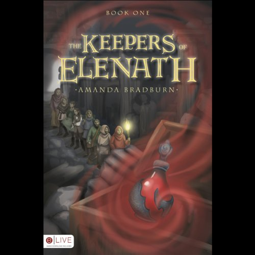 The Keepers of Elenath, Book 1 cover art