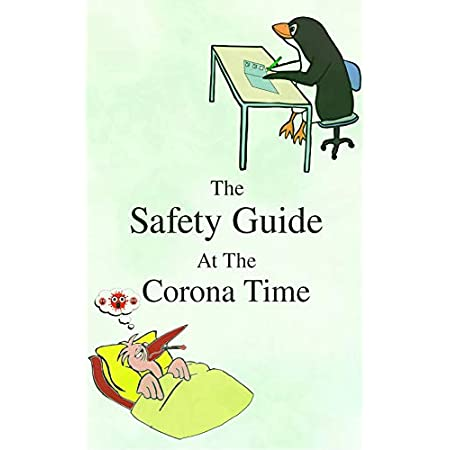 Corona Virus protection products The Safety Guide At The Corona Time: the corona virus protection book