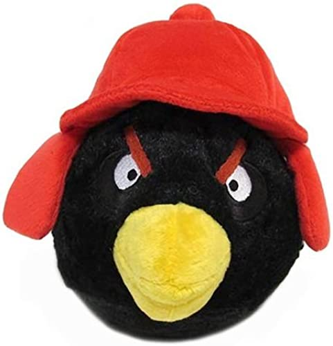 Angry Birds 6  Winter Hat - schwarz Bird (Limited Edition) by Angry Birds TOY (English Manual)