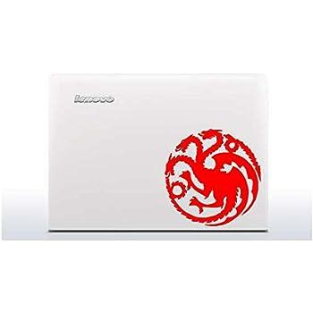Targaryen logo Game of Thrones House Vinyl Decal Sticker 5.5 RED Lonestardecals GoT-Tar-R-5/_5