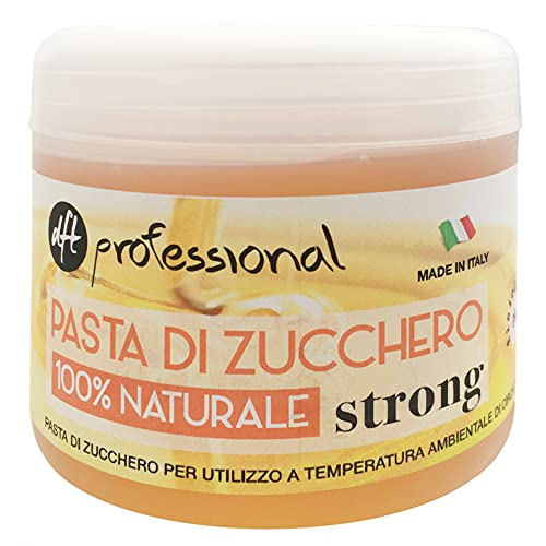 PASTA DI ZUCCHERO STRONG DFT sugar wax cera araba...