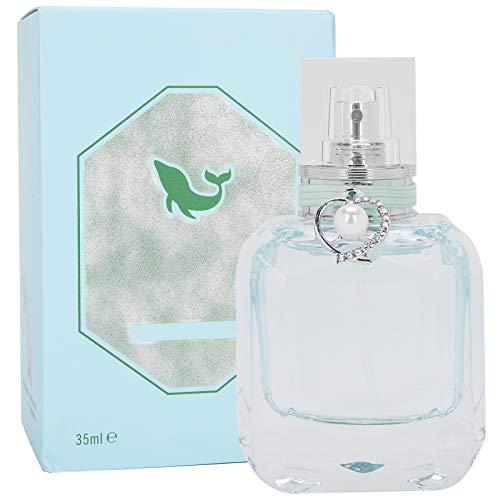 35 ml Floral Light Fragrance Parfum, Perfume para mujeres, 8-10 horas de larga duración Lujosamente perfumado con flores, Una fragancia floral afrutada para mujeres, Una fragancia perfecta, At