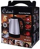 Owme Electric Kettle Tea Coffee Maker Milk Boiler Water Boiler...