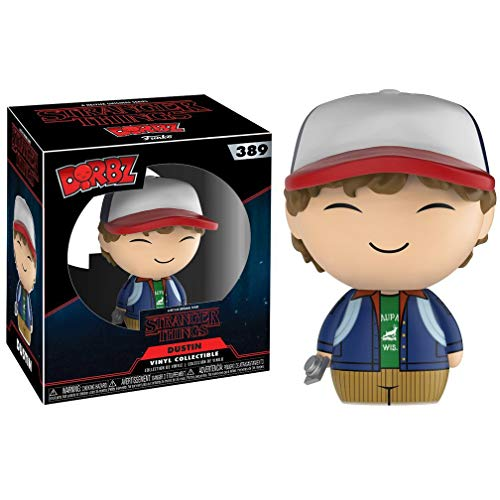 Figura Vinyl Dorbz Stranger Things Dustin