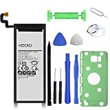 HDCKU Note 5 Battery Replacement Kit for Samsung Galaxy Note 5 EB-BN920ABE with Full Repair Tools and Instruction Manual (12 Month Warranty)