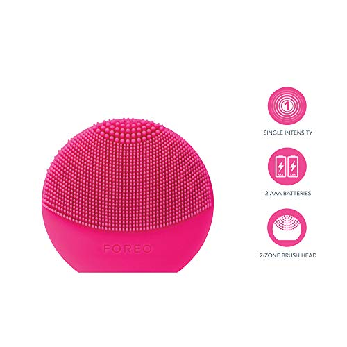 LUNA play plus FOREO es cepillo facial recargable