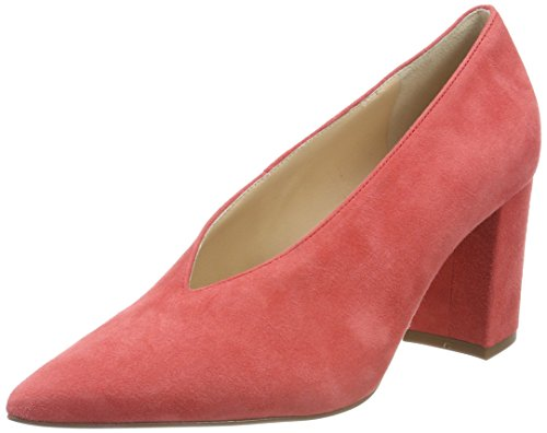 HÖGL Damen 5-10 7522 8900 Pumps, Orange (Koralle), 38.5 EU