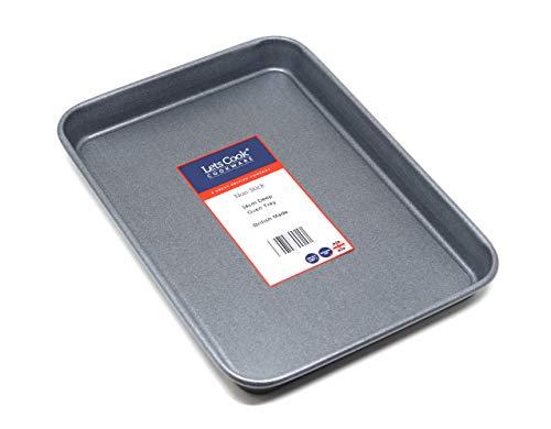 34cm diepe oven bakplaat, Britse gemaakt met teflon Select niet stok door laat koken kookgerei