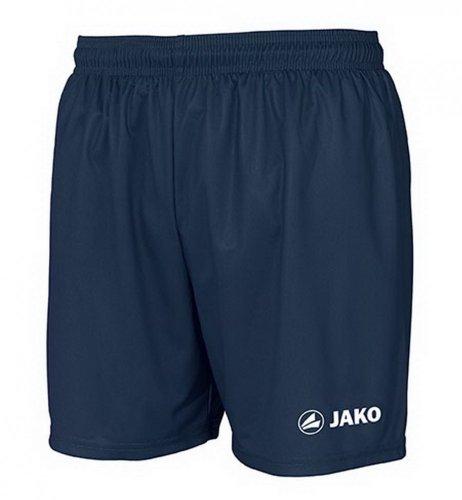 Jako Kinder Sporthose Manchester Shorts, Blau (Marine), 9-10 Jahre (Herstellergröße: 3)