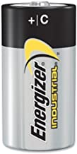 Pack of 100 Energizer Batteries EN93 C Size Industrial Alkaline Battery - Bulk Pack