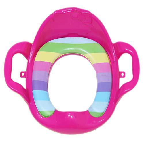 Enfant Potty Toilet Potty Kids Siège De Toilette WC Universel Portable Coussin Auxiliaire Hommes Et Femmes Siège De Toilette Bébé (38 * 40Cm)