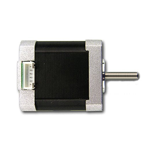HICTOP Nema17 42 stepper motor 1.5A 57oz.in 40mm 4-lead for Makerbot Reprap I3 Universal 3D Printer Hobby CNC by HICTOP