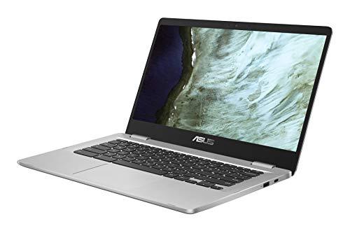 ASUS Chromebook C423NA (14″, FHD, IPS, Celeron N3350, 8GB, 64GB eMMC) - 2