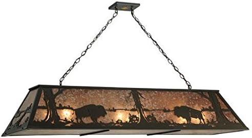 Meyda Tiffany 136776 Buffalo at Diffuser Pendan Lake Oblong Choice Some reservation with