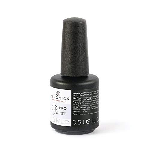PRO Primer, 15 ml voor acrylnagels, gelnagels en gellak (gel nagellak), lifting is verleden tijd!
