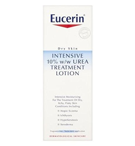 Eucerin Dry Skin Intensive Lotion 10% w/w Cutaneous Emulsion Urea 250ml by Eucerin