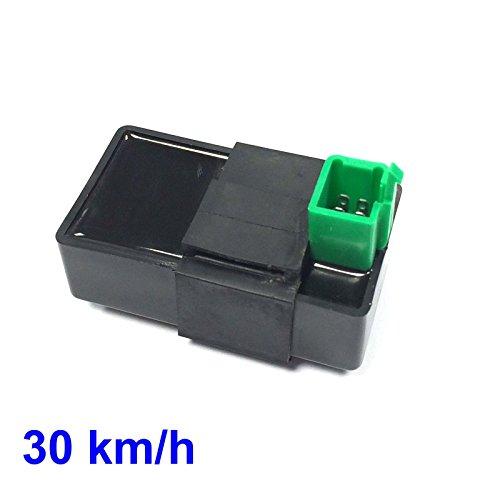 BAOTIAN Motorroller CDI Zünd-Einheit DD® 50FC - 30km/h DROSSEL für BT49/BT50 QT-9 MOFA * 139QMA - 139QMB GY6 Motor 4-Takt