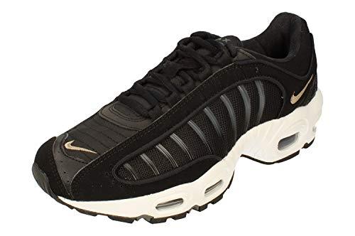 Nike Air Max Tailwind IV Mens Running Trainers Cv1637 Sneakers Shoes (UK 7 US 8 EU 41, Black Khaki Iron Grey White 002)
