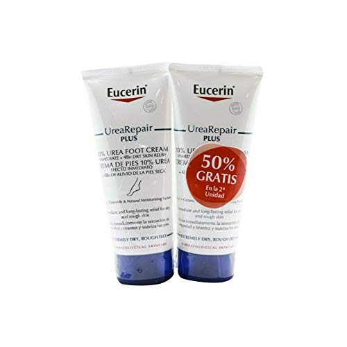 Eucerin Eucerin Urea Repair Plus Cr Pies 2X100Ml 200 ml
