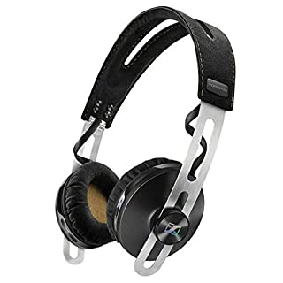 Sennheiser HD1 On-Ear Wireless Headphones with Active Noise Cancellation - Black (Discontinued by Manufacturer) (B01N7UBGGQ)   Amazon price tracker / tracking, Amazon price history charts, Amazon price watches, Amazon price drop alerts