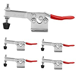 5 pack Hold Down Heavy Duty Toggle Clamps Latch