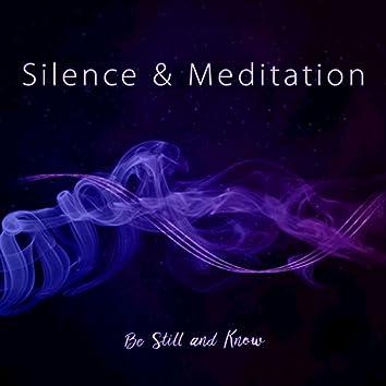 Silence & Meditation - EP