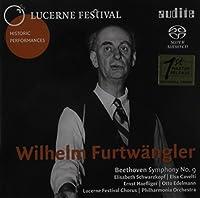 Beethoven: Symphony No.9-Lucerne 1954 by Wilhelm Furtwangler