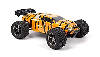 SummitLink Compatible Custom Body Tiger Style Replacement for 1/16 Scale RC Car or Truck  Truck not Included  ERMN-T-03