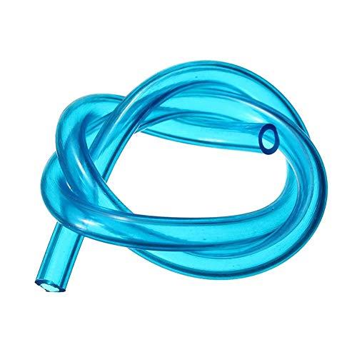 HSJWOSA Duradero 30cm Blue Oil Gasolina de Combustible Manguera del Tubo fit...