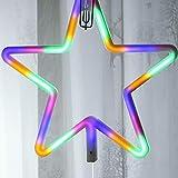 Neonzeichen, batteriebetriebene oder USB-angetriebene LED-Neonlicht für Party, Dekoration Lampe, Tisch- und Wanddekorationslicht, Kindergeschenk (Color : A)