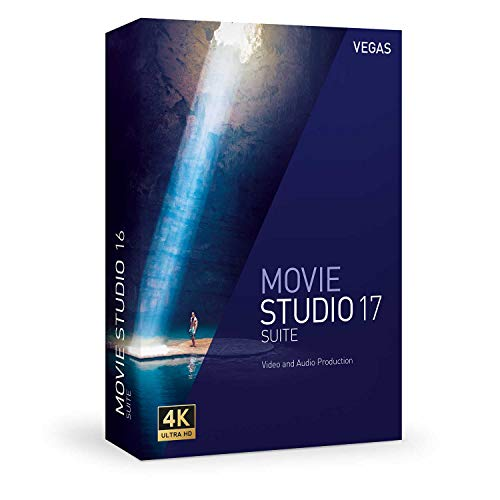 VEGAS Movie Studio 17 Suite: The All-Around Package For Video Editing