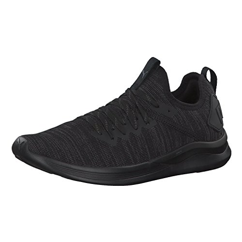 Puma Damen Ignite Flash Evoknit Wn's Sneaker, Schwarz Black, 39 EU
