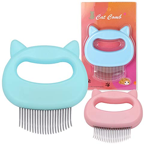 Pet Comb 3 Pieces/Set Massager Cat Massage Comb Dog Tangled Hair Knots Remover Grooming Tool Brush