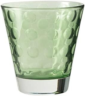 s Establecer, Violeta, Refreshing Drinks, Alemania, 6 Pieza , 85 mm s Leonardo Optic taz/ón Violeta Refreshing Drinks 6 Pieza - Taza//Vaso