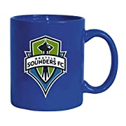 SIMPLE DESIGN: This 11oz coffee mug has a simple and classic design, styled with your favorite teams logo; A perfect gift for holidays, birthdays or any special occasion STURDY & DURABLE: Designed with a strong ceramic construction, these high qualit...