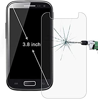 Phone Screen Protectors - 3.8 4.0 6.0 inch Mobile Phone 0.26mm 9H Surface Hardness 2.5D Explosion-proof Tempered Glass Scr...
