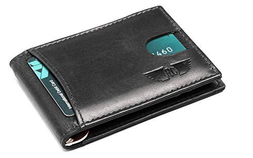 Royster Callus Black Men's Wallet (RCCRD001)