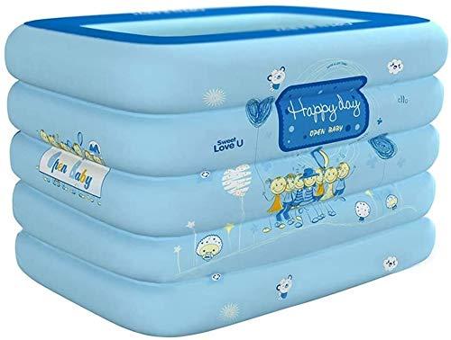 Diseño de gran tamaño Piscina infantil Bomba eléctrica Bomba de aire Piscina inflable Piscina Inflatable Niños Inflatable Centro de natación para niños Bebé Niños Use Piso Piscina Centro de natación