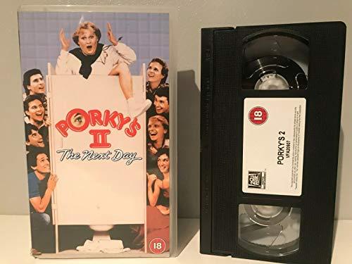 Porky's II: The Next Day [Reino Unido] [VHS]